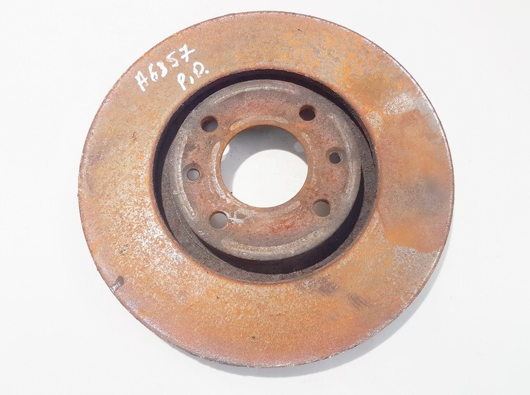 Citroen  Berlingo Priekinis stabdziu diskas