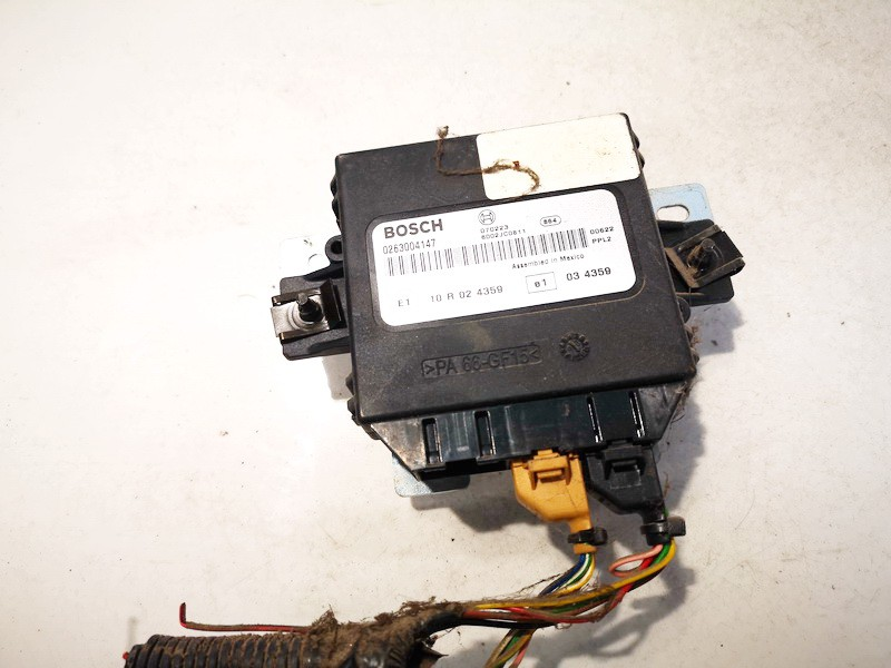 Control Unit Parking (Parking Assist Module) Honda FR-V 2007    2.2 0263004147