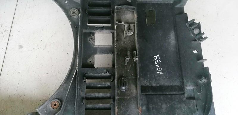 Difuzoriaus remas (ventiliatoriaus remas) Peugeot 607 2001    2.2 1853405916