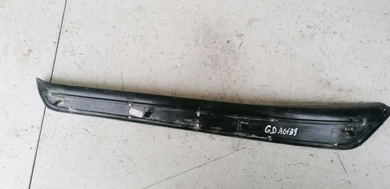 Vidinio slenkscio apdaila G.D. Peugeot 607 2001    2.2 9629149377