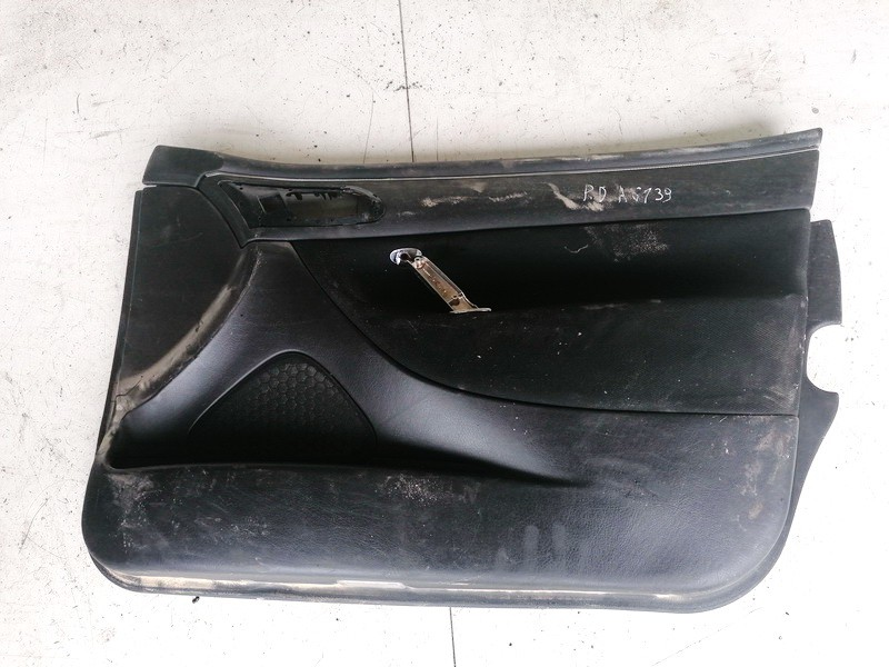 Duru apmusimas (apdaila-absifkes)  P.D. Peugeot 607 2001    2.2 9635395380