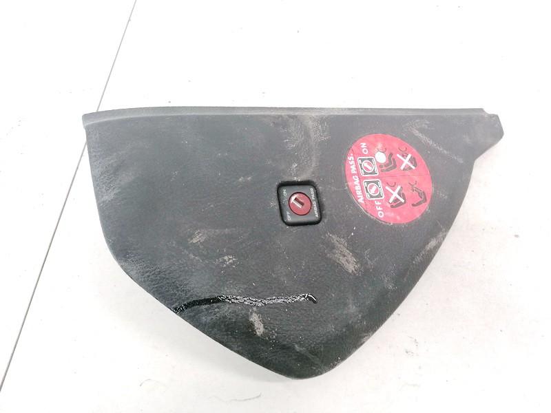 AIRBAG (SRS) isjungimo - ijungimo  mygtukas Peugeot 607 2001    2.2 9629444977