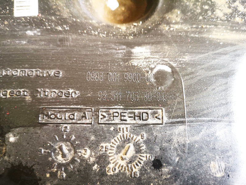 Eolio bakelis (DPF bakelis FAP) Citroen C8 2002    2.2 9651170380