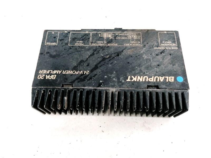 Audio amplifier (Radio Stereo Amplifier) Bus - Volvo B6 1993    5.5 7607801010