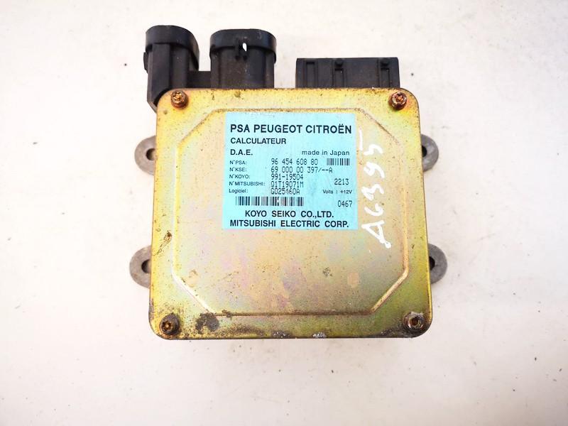 Power Steering ECU (steering control module) Citroen C3 2002    1.4 9645460880