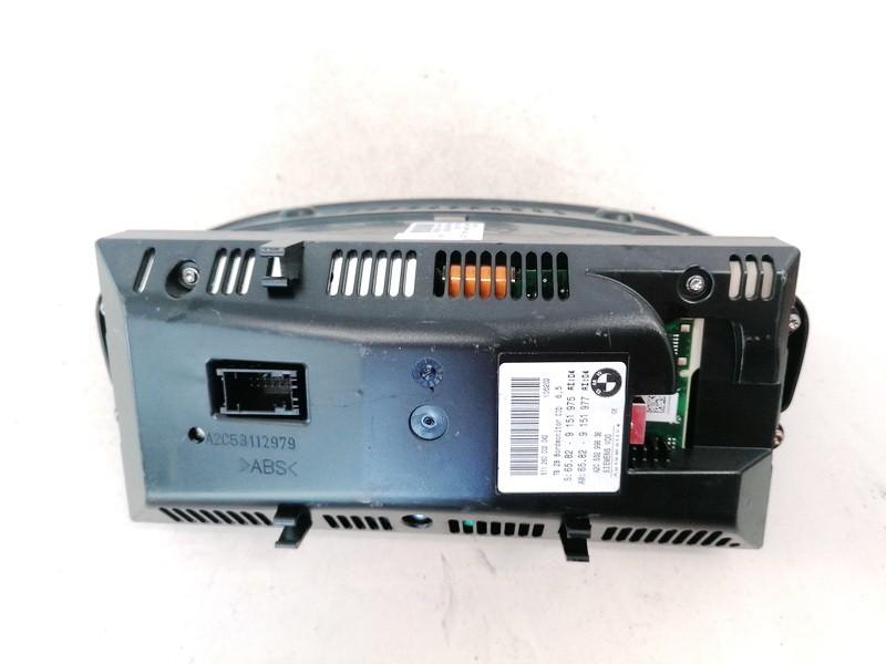 Navigacijos ekranas BMW 3-Series 2007    0.0 65829151977