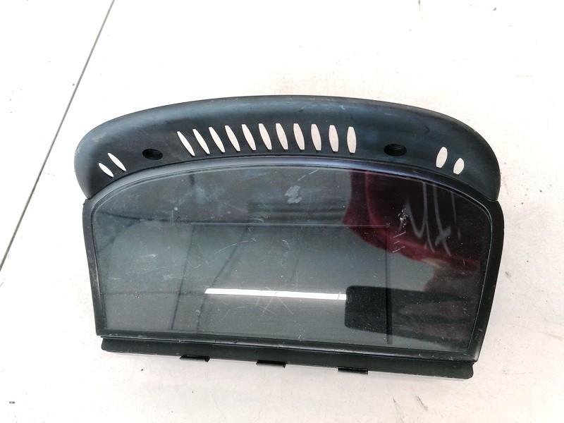 Navigacijos ekranas BMW 5-Series 2004    2.2 65826945661