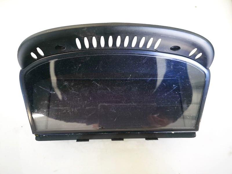 Navigacijos ekranas BMW 5-Series 2005    3.0 65.82-6942580