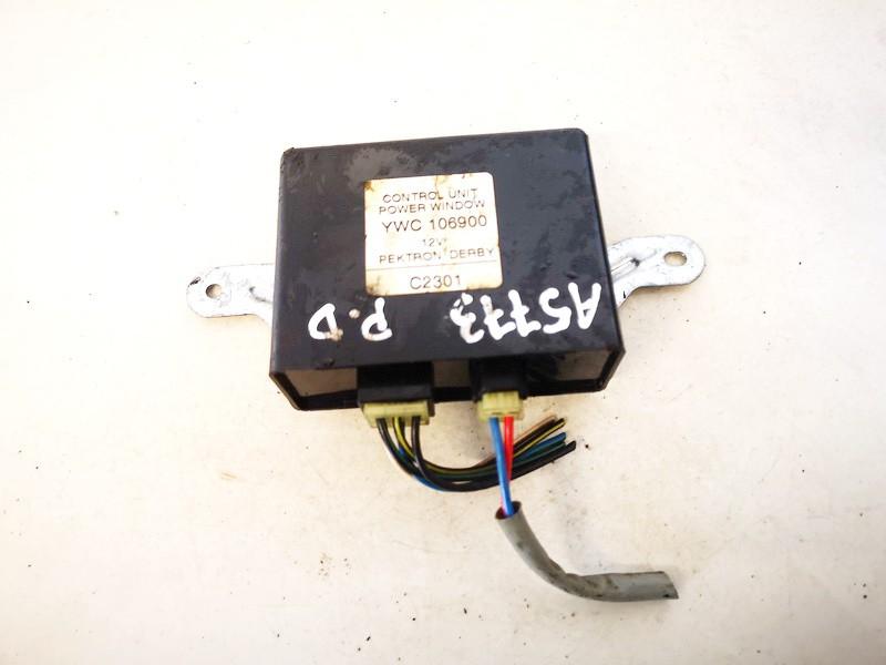Electric window control unit Rover 45 2002    2.0 ywc106900