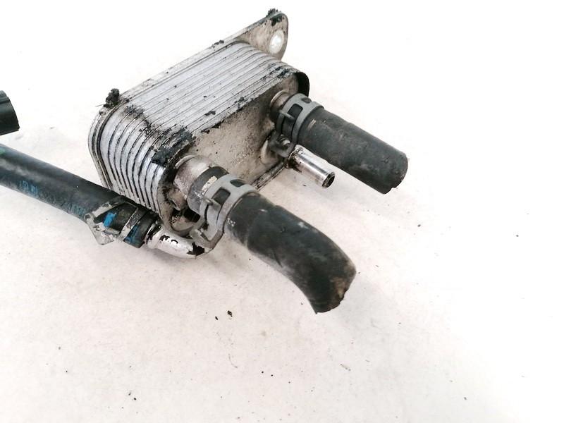 Kuro radiatorius (ausinimas) (Benzino - Dyzelio) Volkswagen Touareg 2005    2.5 7L6203491