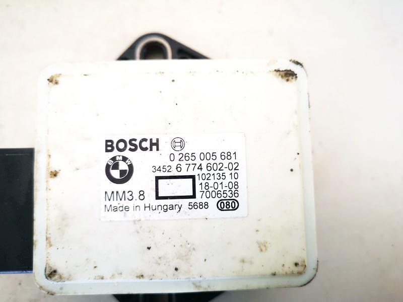 ESP greitejimo sensorius BMW 5-Series 2004    0.0 0265005681
