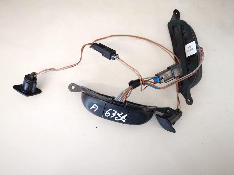 Papildomi vairo mygtukai Opel Zafira 2001    2.0 90561159