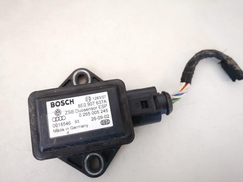 ESP greitejimo sensorius Audi A6 2003    1.9 8e0907637a