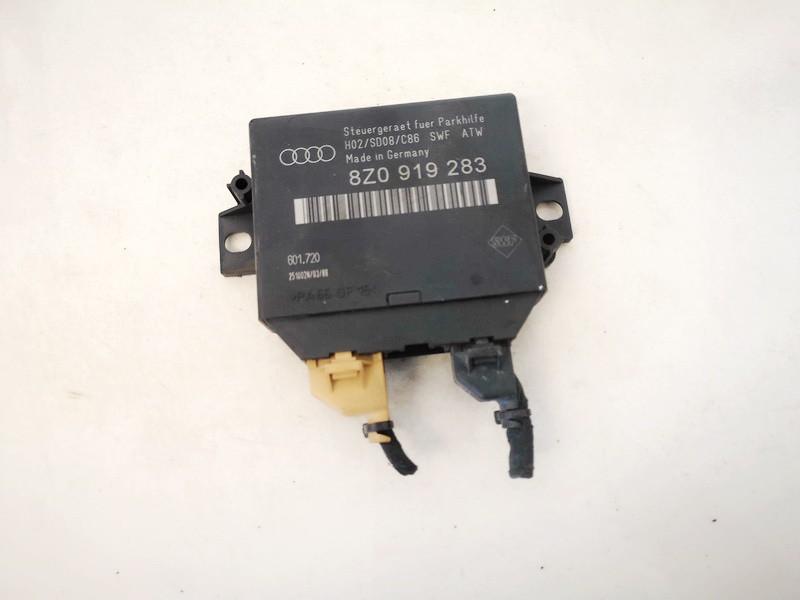 Control Unit Parking (Parking Assist Module) Audi A6 2003    1.9 8z0919283