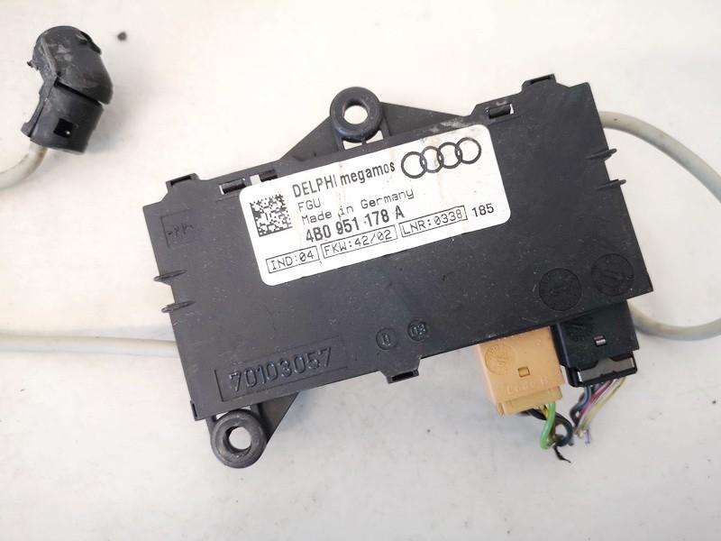 Signalizacijos blokelis Audi A6 2003    1.9 4b0951178a