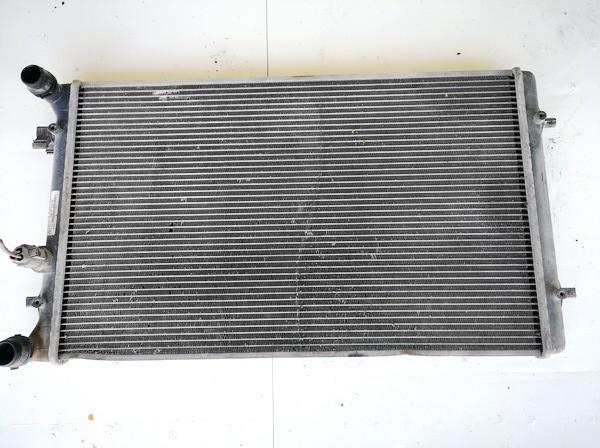Vandens radiatorius (ausinimo radiatorius) 1j0121253ad used Skoda OCTAVIA 2004 1.9