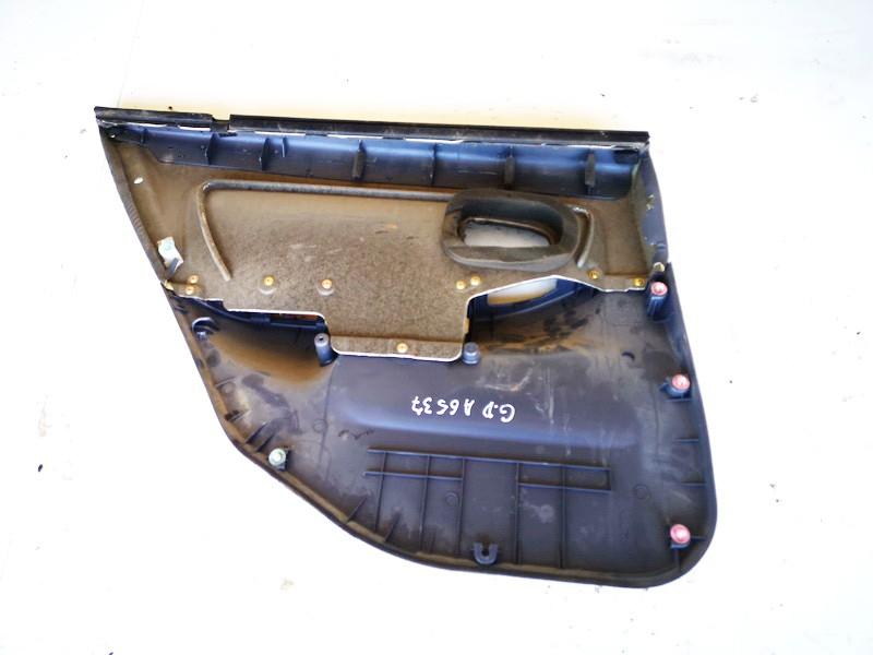Duru apmusimas (apdaila-absifkes) G.D. Hyundai Elantra 2001    2.0 833622d010