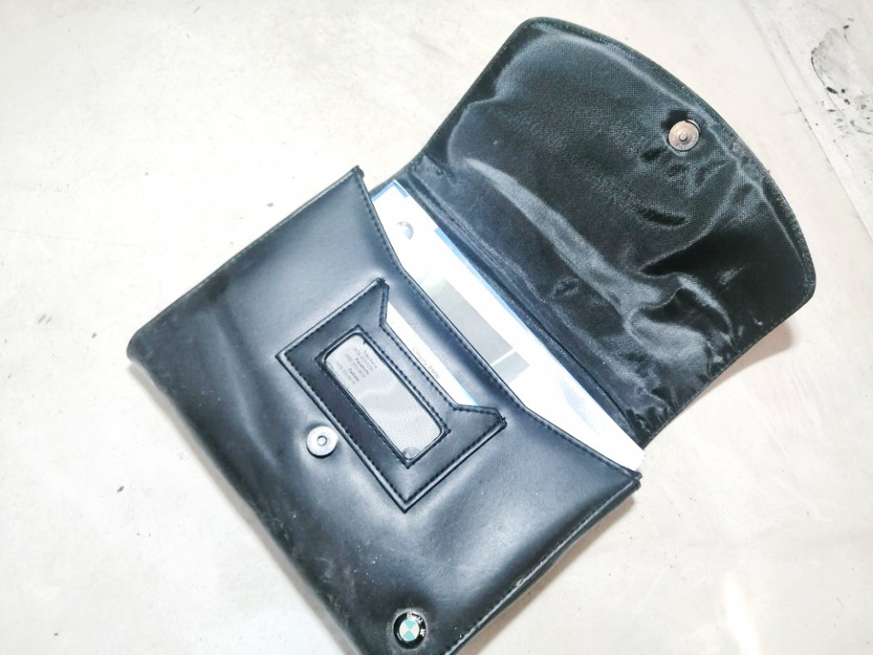 Manual Handbook Wallet (service manual) BMW 3-Series 2007    0.0 01402609333