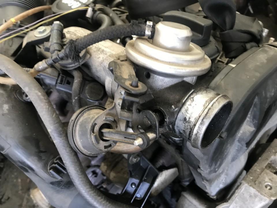 Volkswagen  Beetle EGR Valve Exhaust Gas