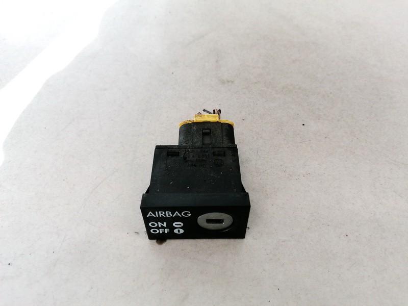 AIRBAG (SRS) isjungimo - ijungimo  mygtukas Volkswagen Touran 2004    1.9 6Q0919237