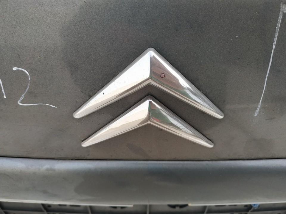 Galinis zenkliukas (Emblema) Citroen C5 2001    2.0 USED