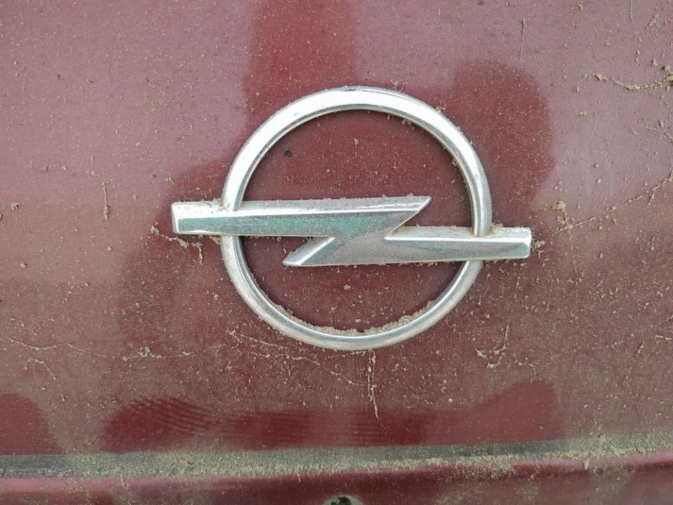 Galinis zenkliukas (Emblema) Opel Sintra 1999    2.2 USED