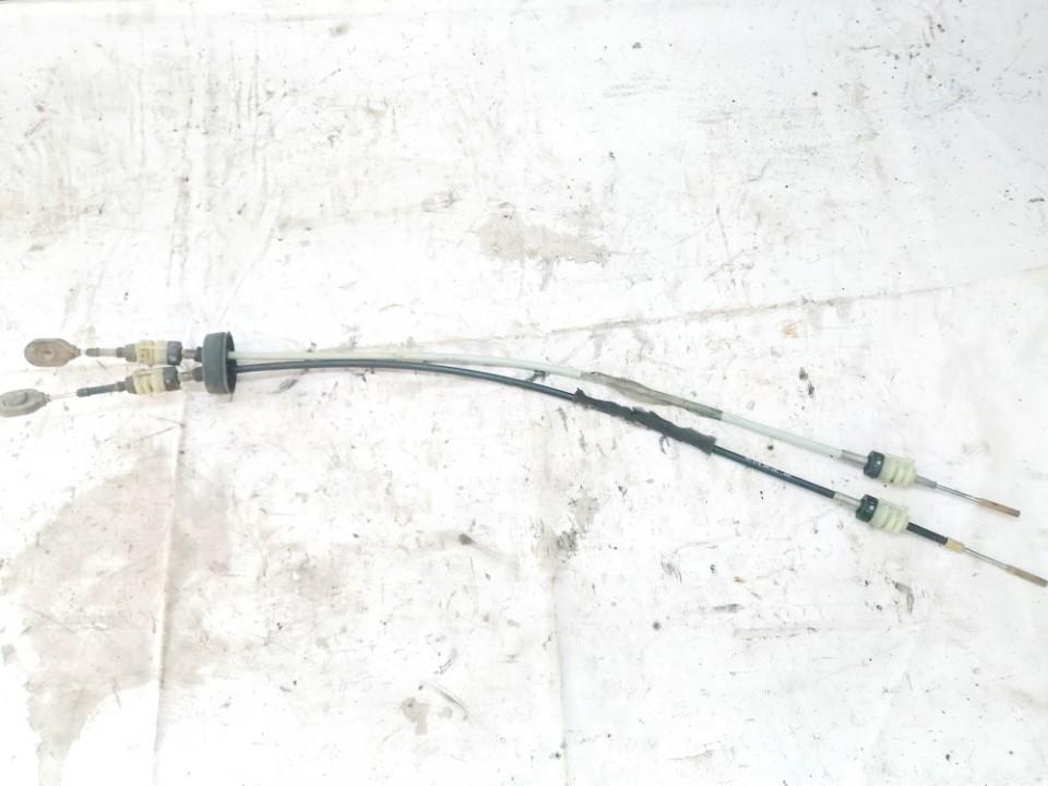 Begiu perjungimo trosai Opel Zafira 1999    2.0 used