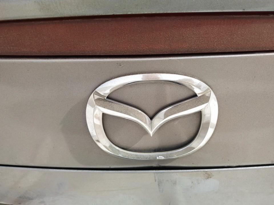 Galinis zenkliukas (Emblema) Mazda 6 2002    2.0 USED