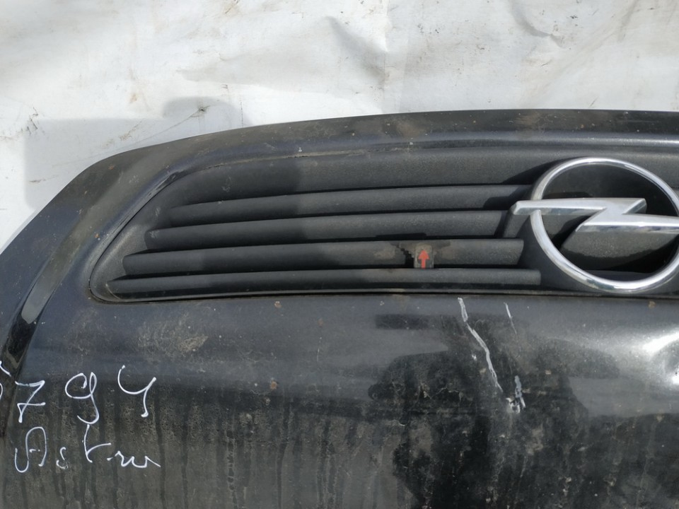 USED USED Front hood grille Opel Astra 2001 1.7L 14EUR EIS01176461