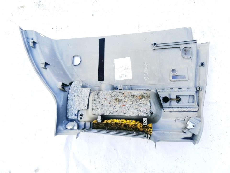Duru apmusimas (apdaila-absifkes) G.D. Volkswagen Touran 2004    1.9 used