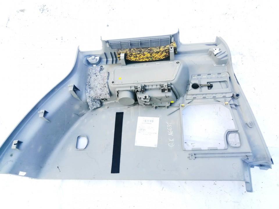 Duru apmusimas (apdaila-absifkes)  G.K. Volkswagen Touran 2004    1.9 used