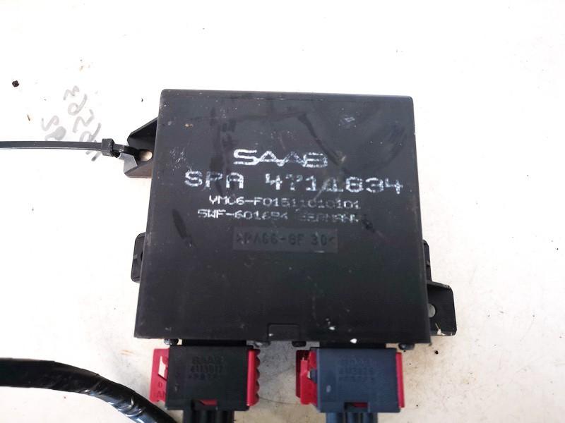 Control Unit Parking (Parking Assist Module) SAAB 9-5 2001    2.0 4711834