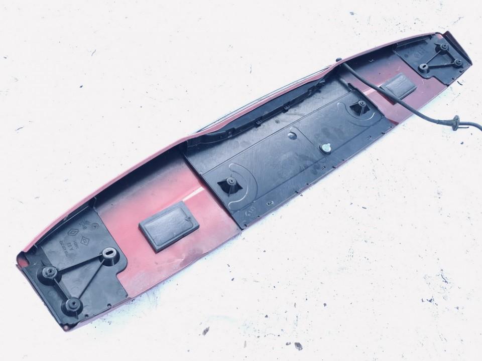 Galinio Dangcio spoileris G. (kapoto) Renault Clio 2002    1.5 7700427352