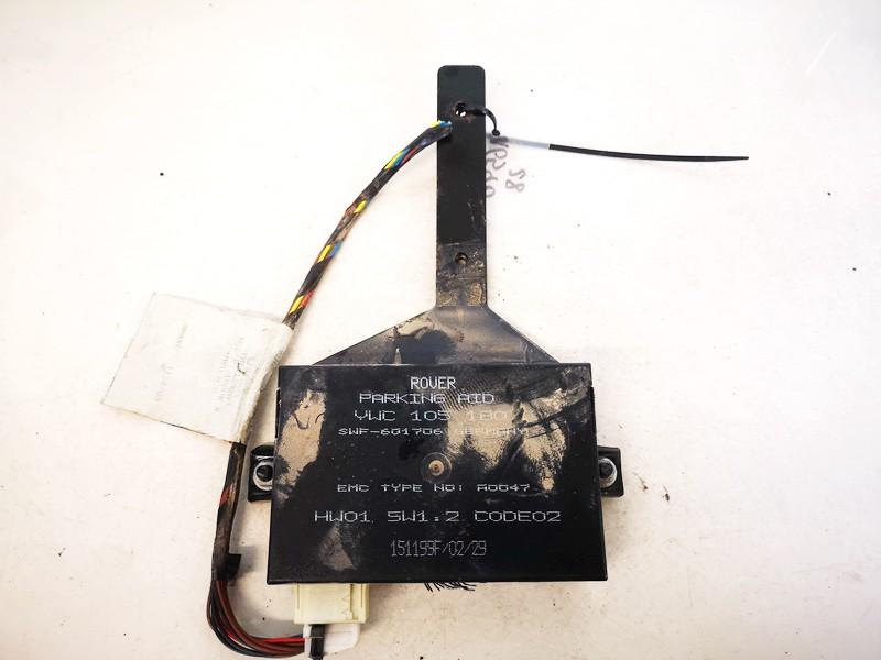 Control Unit Parking (Parking Assist Module) Rover 75 2000    2.0 ywc105180