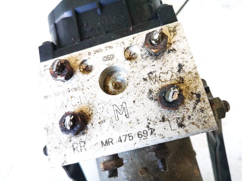 ABS blokas Mitsubishi Space Star 2001    1.9 mr475697