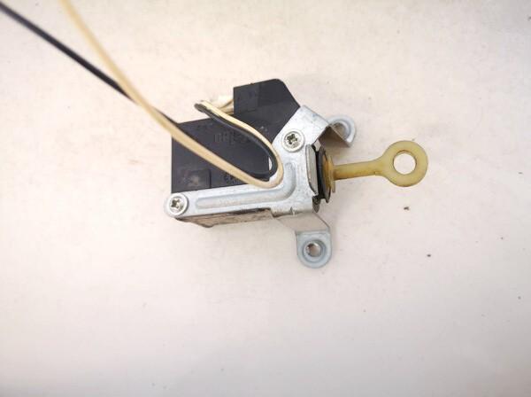 Kuro bako dangtelio varikliukas (uzrakto varikliukas) Toyota Aygo 2007    1.0 used