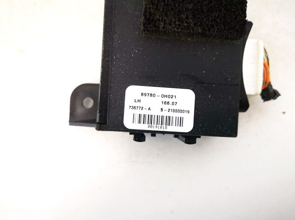 ECU Immobilizer antenna Toyota Aygo 2007    1.0 897800h021