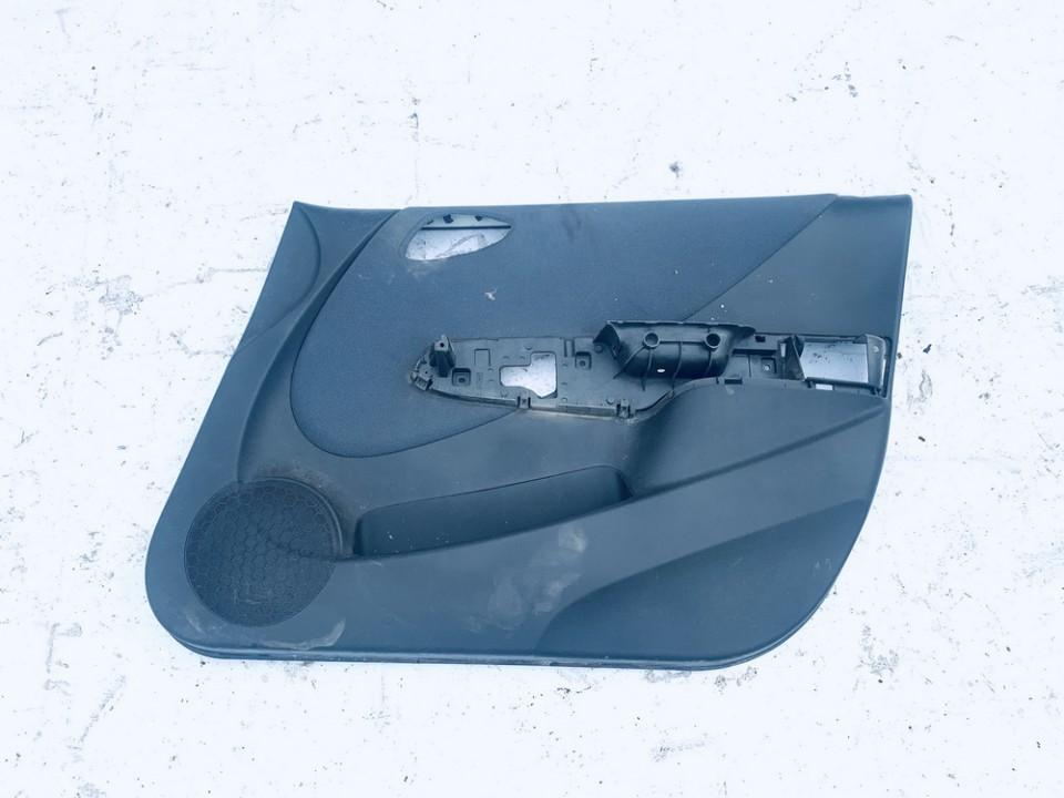 Duru apmusimas (apdaila-absifkes)  P.D. Honda Jazz 2006    1.2 83500saaj01023