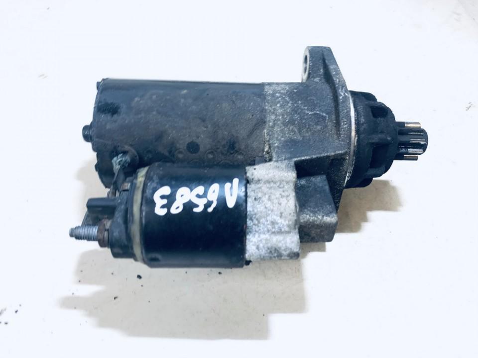 Starteris Audi TT 2002    1.8 02m911023