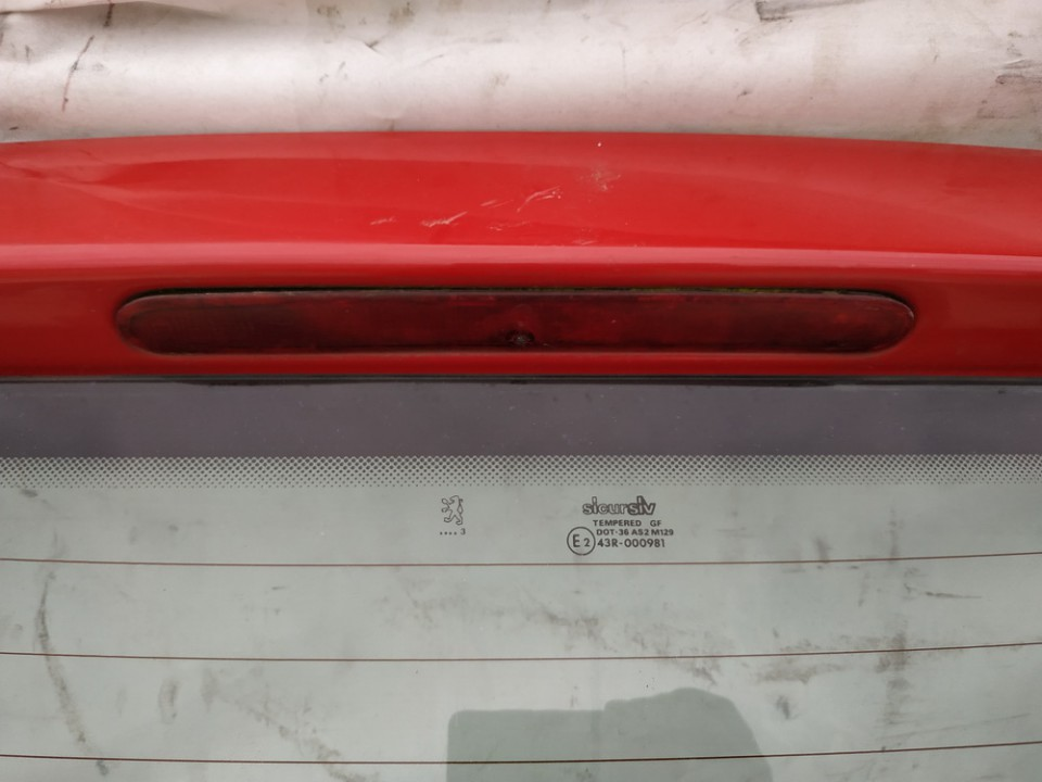 Papildomas stop zibintas Peugeot 206 2003    1.7 used