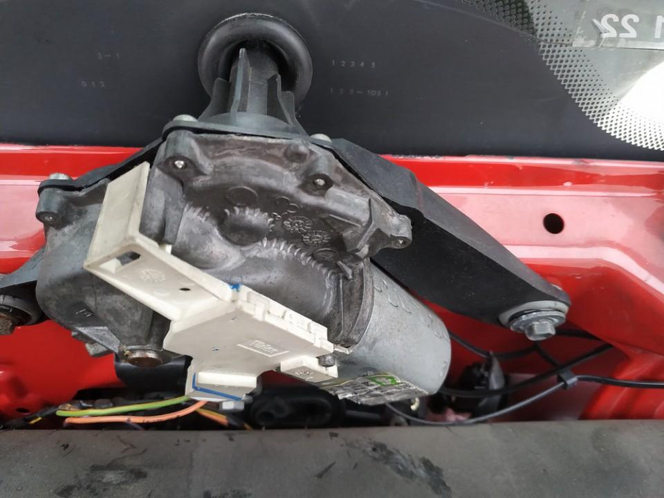 Peugeot  206 Rear wiper motor (Rear Screen Wiper Engine)