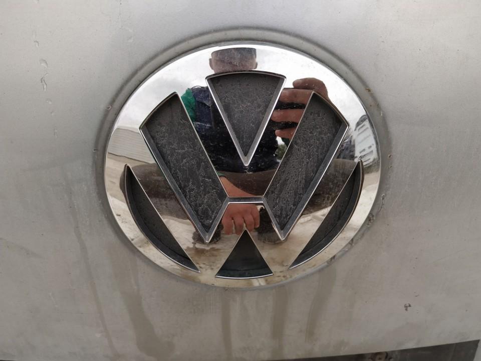 Galinis zenkliukas (Emblema) Volkswagen Touareg 2005    2.5 used