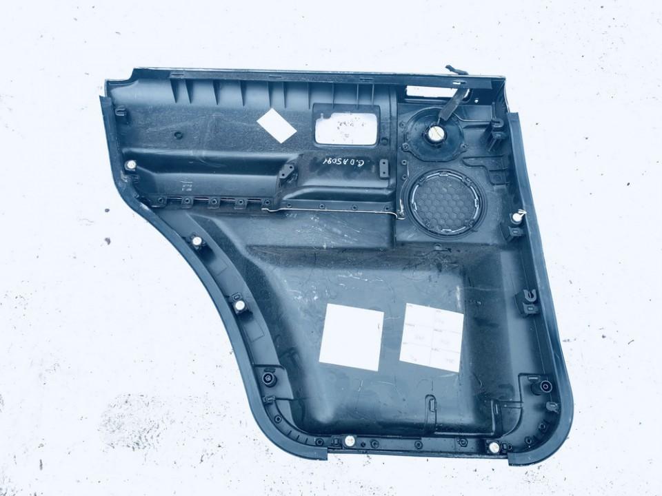 Duru apmusimas (apdaila-absifkes) G.D. Land-Rover Discovery 2005    2.7 455882