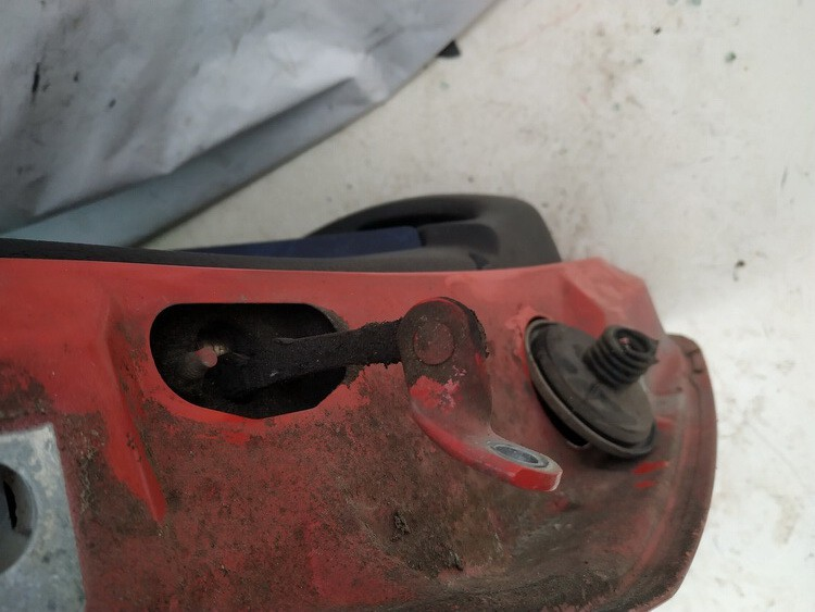 Peugeot  206 Front Right Door Check (Strap)
