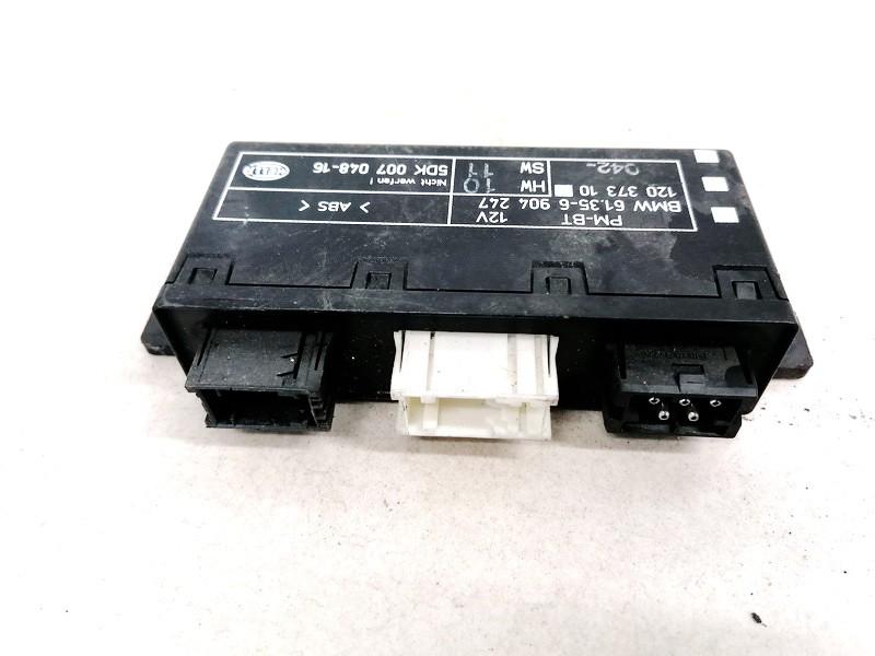Duru valdymo blokelis BMW 5-Series 2001    0.0 61356904247