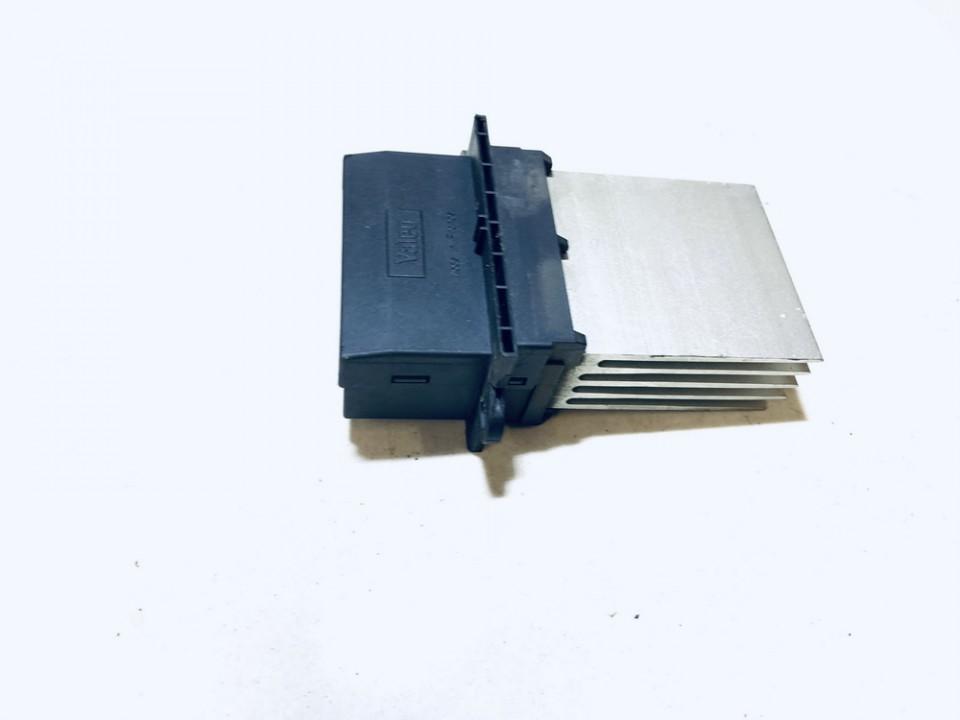 Peciuko reostatas (ezys) (ventiliatoriaus rele) Peugeot 406 2000    2.0 661747l