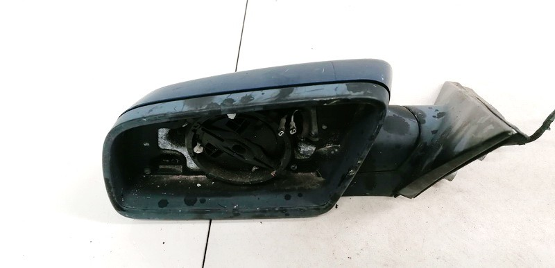 Duru veidrodelio dangtelis P.K. (priekinis kairys) BMW 5-Series 2005    0.0 E1010748
