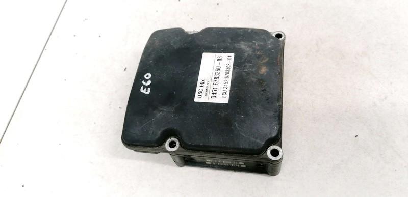 ABS blokas BMW 5-Series 2006    3.0 0265960327