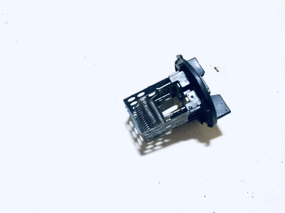 Peciuko reostatas (ezys) (ventiliatoriaus rele) Peugeot 307 2005    1.6 f2098
