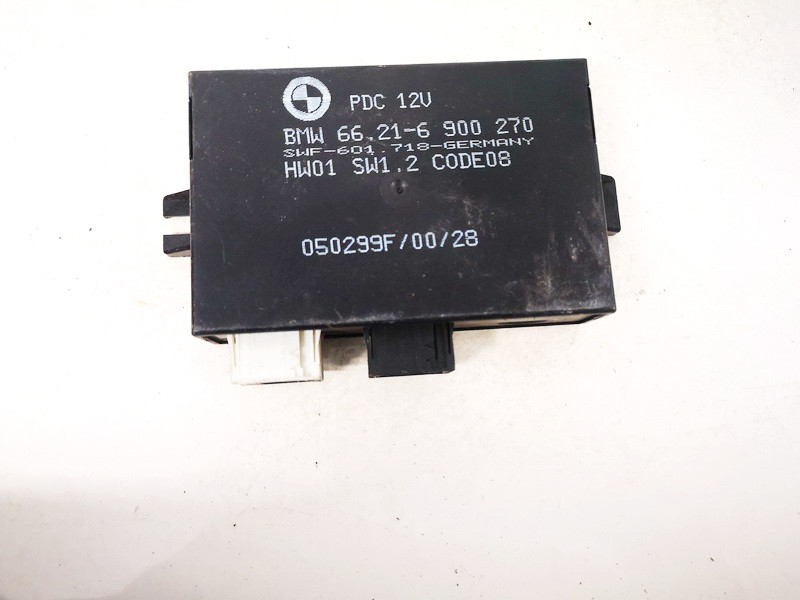Control Unit Parking (Parking Assist Module) BMW 5-Series 2001    0.0 66216900270